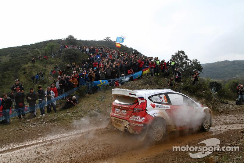 M-Sport Rally de Portugal leg 3 summary
