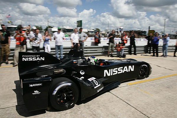 Nissan Deltawing heads to Europe for testing