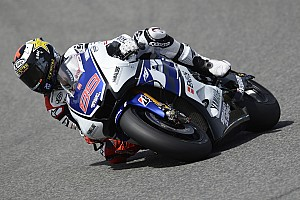 MotoGP Yamaha Factory Racing gear up for Qatar