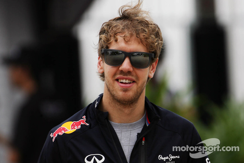 'Honest' Vettel no 'smiling boy' after losing