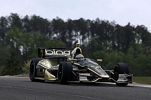 IndyCar Lotus Racing Birmingham race report