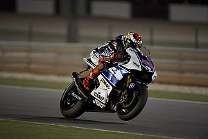 MotoGP Lorenzo snatches first pole of 2012 at Qatar