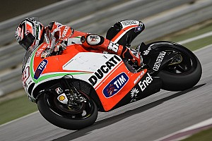 Ducati Qatar GP qualifying report