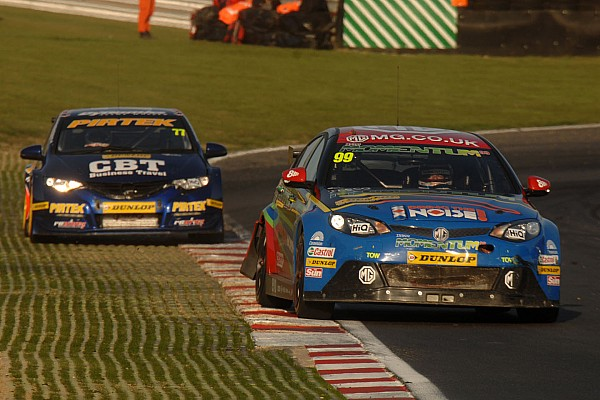 Series set for more thrills 'n spills at Donington