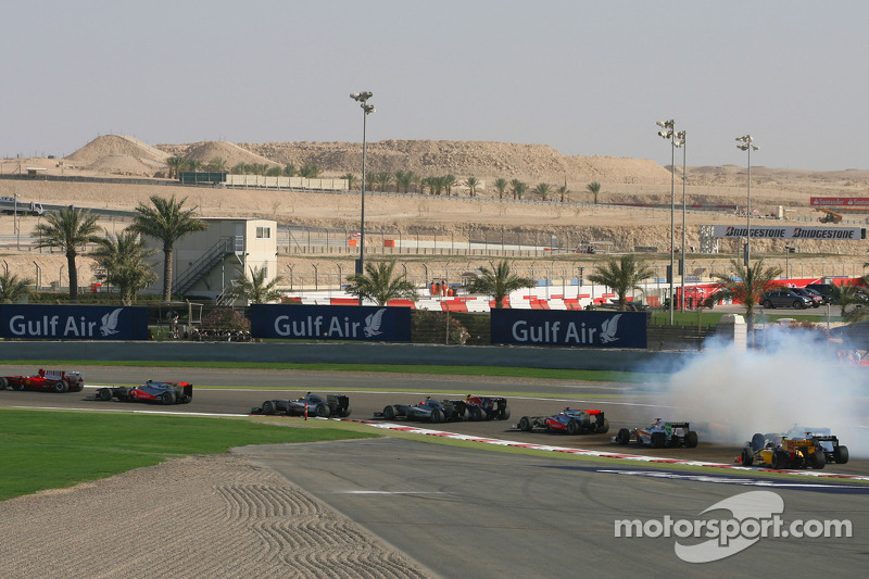 'Everybody or nobody' to race in Bahrain