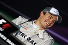 Winning 'easier now' for Rosberg - Lauda, Tambay