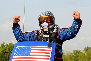 John Force Racing Charlotte final report