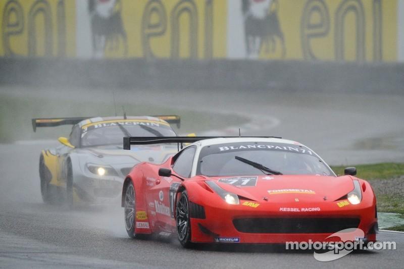 Ferrari Monza race report