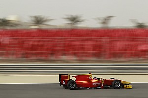Racing Engineering Bahrain qualifying report