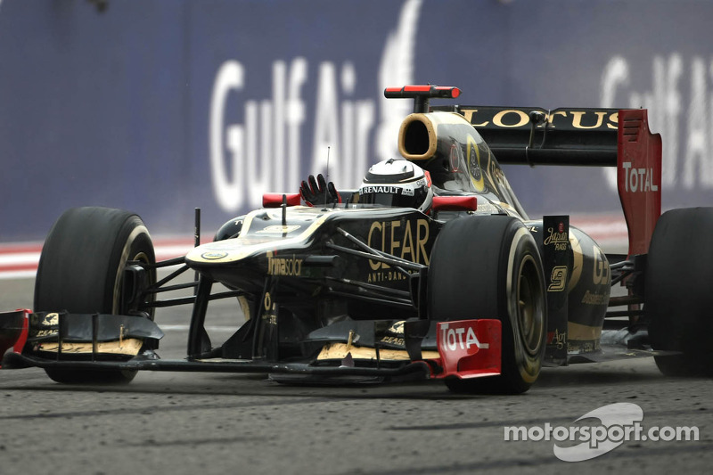 Lotus not sorry after skipping team order