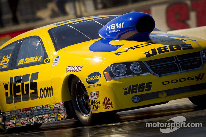 Jeg Coughlin Jr. has fond memories of Houston event