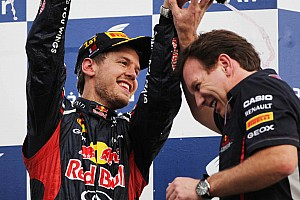 Red Bull not ready to resume F1 dominance