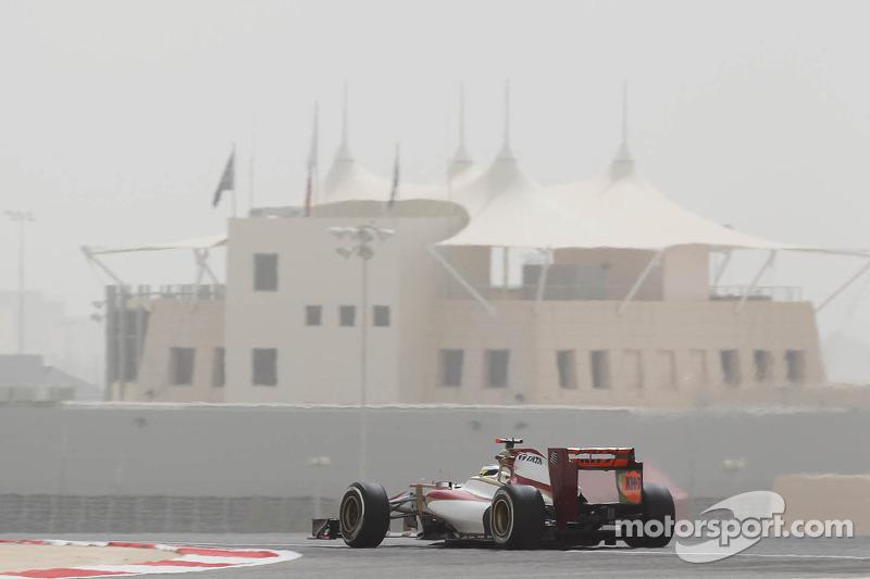 HRT Bahrain GP - Sakhir qualifying report