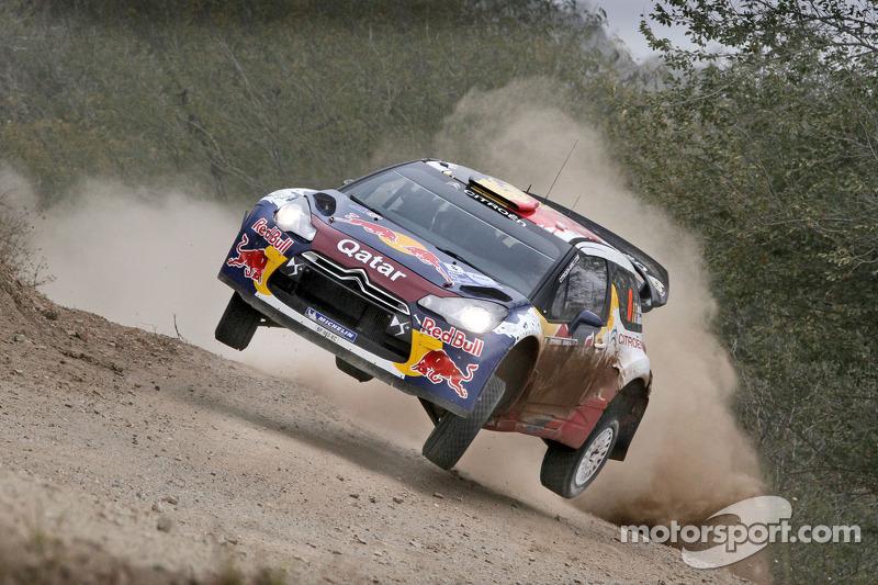 Citroen Rally Argentina day 2 summary