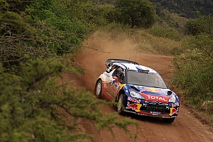 WRC Loeb and Hirvonen seal the 1-2 finish for Citroen in Rally Argentina