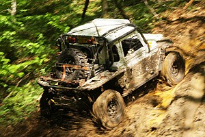 Offroad Croatia Trophy:  Challenges continue both on and off the route!