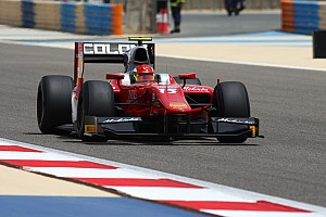 GP2 Scuderia Coloni Bahrain II race 2 report