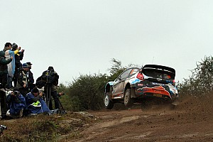 WRC Elsewhere Ford Team Rally Argentina day 1 report