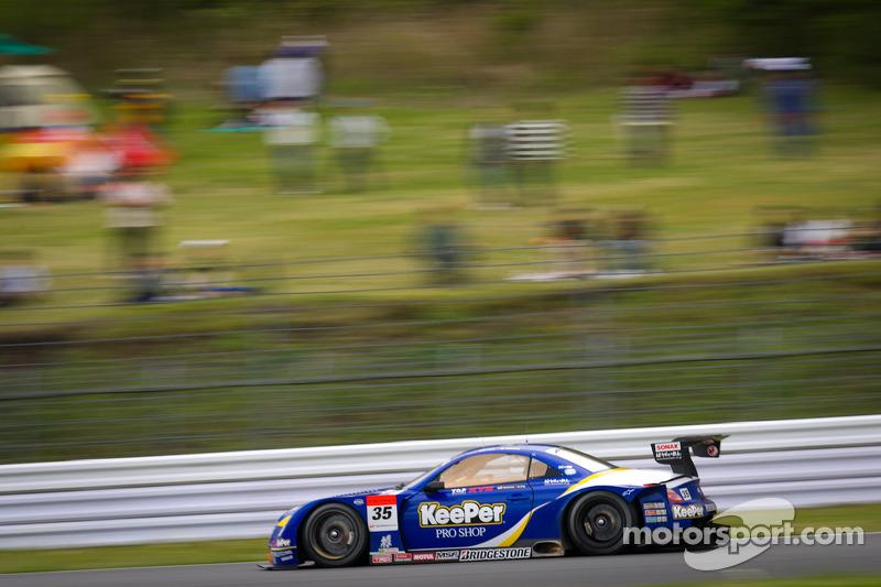 Toyota Lexus Fuji GT event summary