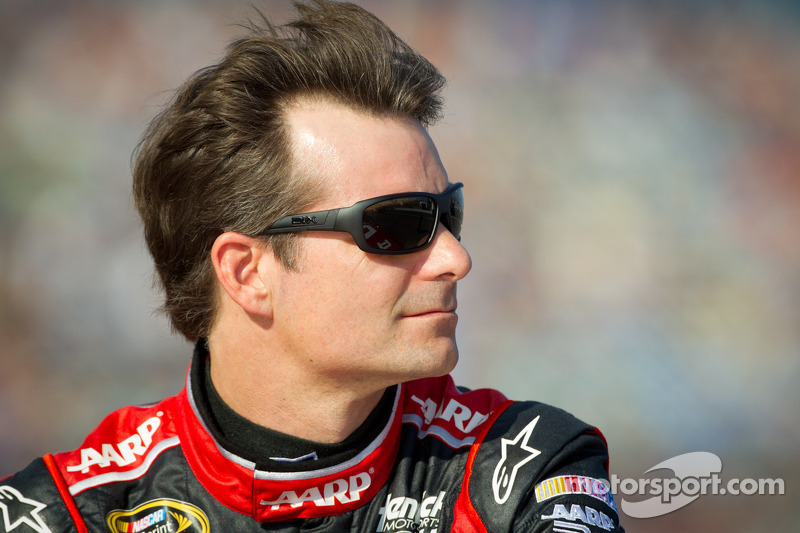 Jeff Gordon talks about capturing the pole at Talladega