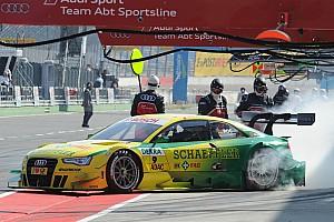DTM Audi Lausitzring qualifying report