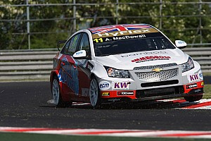 WTCC MacDowall Race of Hungary event summary