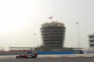 GP2 Scuderia Coloni Bahrain race 1 report