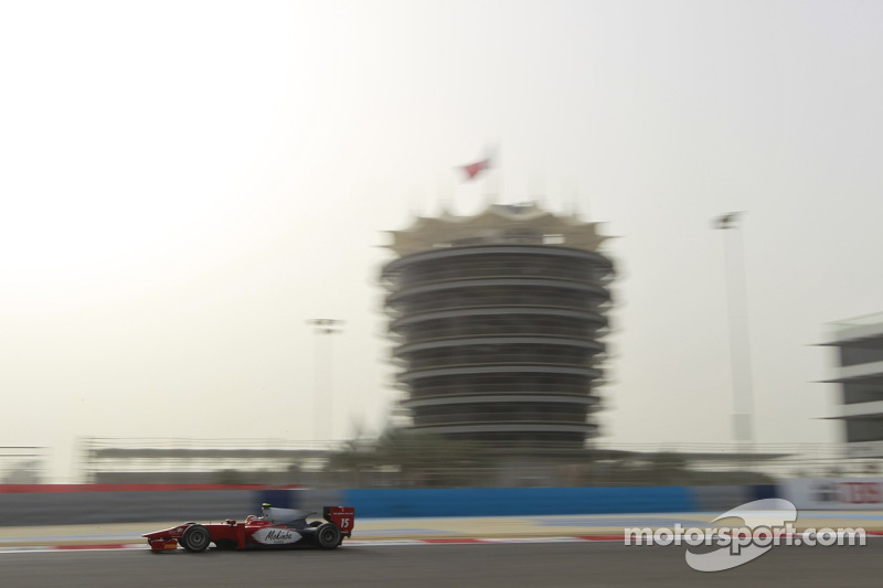 Scuderia Coloni Bahrain race 1 report