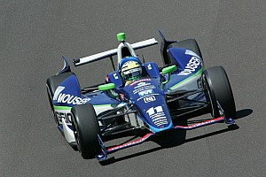 IndyCar KV Racing Indy 500 practice day 6 report