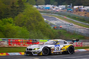 Marc VDS Racing Team Nurburgring 24 Hour race report