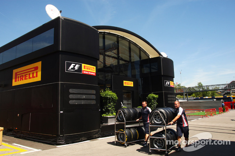 Pirelli P Zero Red supersoft tyres to make debut in Monaco