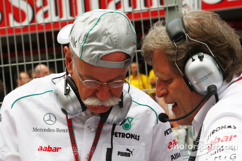 Pecking order unclear after Thursday at Monaco
