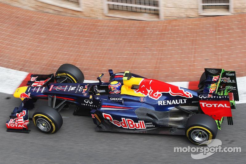 Red Bull team shares Monaco memories during rainy Thursday