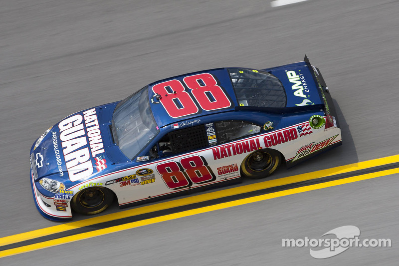Earnhardt Jr. healed from last year's Charlotte heartbreak