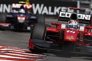 GP2 Scuderia Coloni Monaco race 1 report