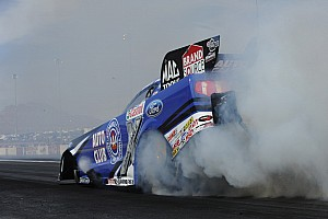 Hight, Neff continue quick pace for JFR in Englishtown