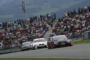 DTM Mortara celebrates maiden win at the Ring in Austria