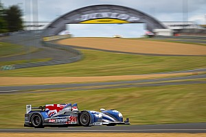 Le Mans Strakka completes Le Mans test as top petrol and privateer team