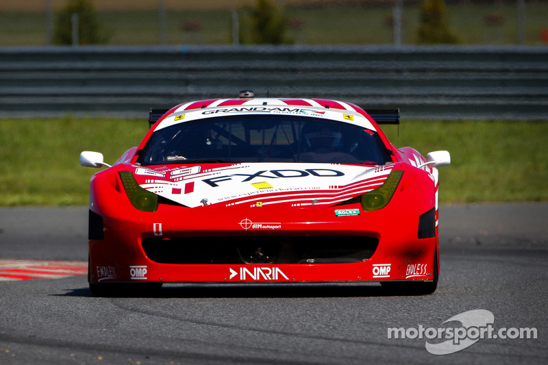 Jeff Segal brings GT points lead to Mid-Ohio Sports Car Course
