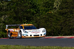 SunTrust Racing settles for third starting position at Mid-Ohio