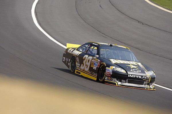 Ryan Newman ready to celebrate at Michigan