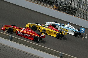Indy Lights Indy Lights season heads for halfway pole at Milwaukee