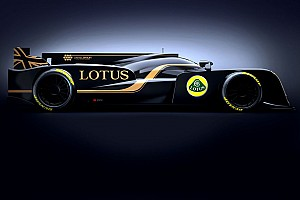 Le Mans Breaking news Lotus LMP2 with new project in 2013