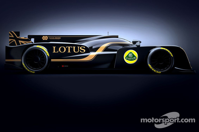 Lotus LMP2 with new project in 2013