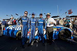 NASCAR Sprint Cup Roush Fenway thrives at Home Track of Michigan