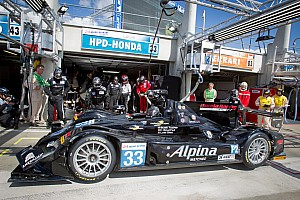 Le Mans Strong run cut short for Scott Tucker and Level 5 at Le Mans