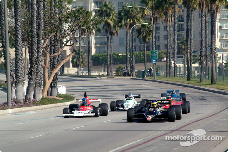 Circuit of the Americas hosting historic GP cars on F1 weekend