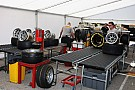 F1 considering tyre blanket ban