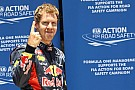 Italian television reports Vettel to Ferrari in 2014