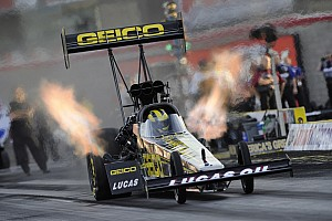NHRA Preview Morgan Lucas ready for anything at Joliet